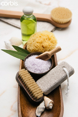 Spa treatment supplies