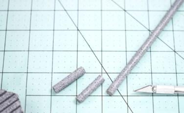 vágjunk 3-4 cm-es darabokat