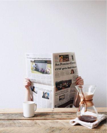 olvass hírújságot 20 percig