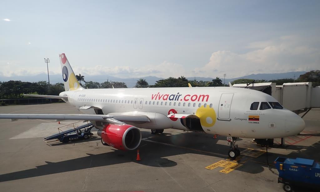 I Flew Ultra Low Cost Carrier Viva Air From Medellín To Cali, Colombia. Here's How It Went
