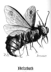 Beelzebub from de Plancy's Dictionnaire Infernal