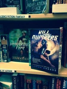 At Powell's Books in Portland, Oregon. Photo by Mason Jones.