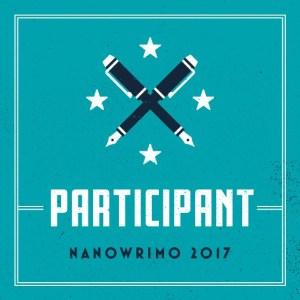 Nanowrimo2017