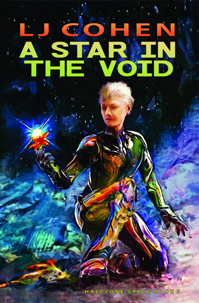 A Star In The Void ebook Cover revised