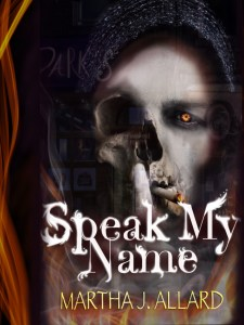 Speak My Name cover