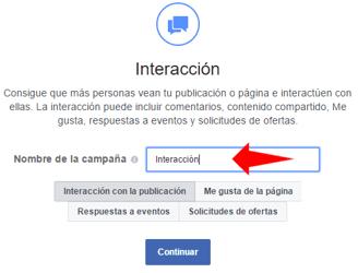 Nombre campaña - Guía fácil para crear tus anuncios en Facebook Ads🚀