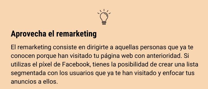 remarketing - Guía fácil para crear tus anuncios en Facebook Ads🚀