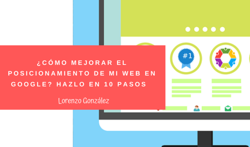 SEO WEB - Lorenzo González, Marketing Digital en Tenerife, SEO + Web +Social Media