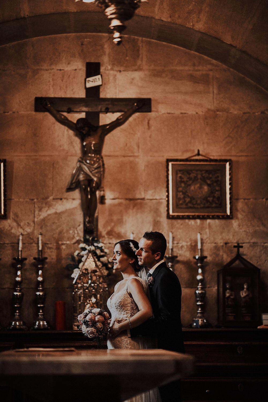 Fotografía de Boda en La Cruz de Granada