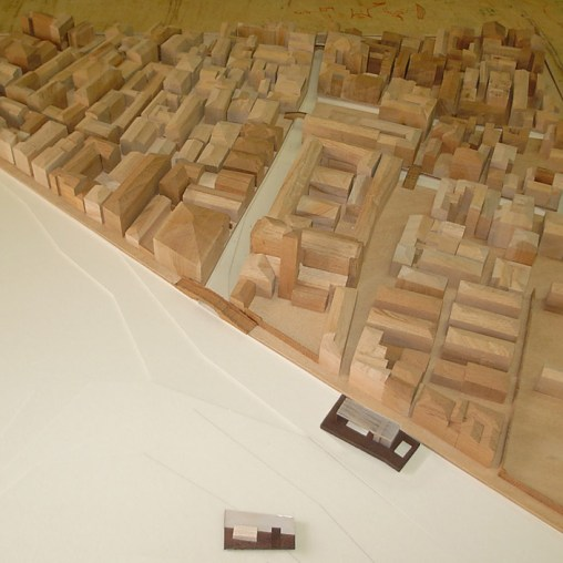 Metro Stations - Maquette city