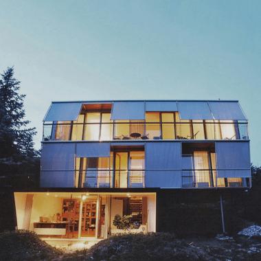Vienna Villa - Reference project