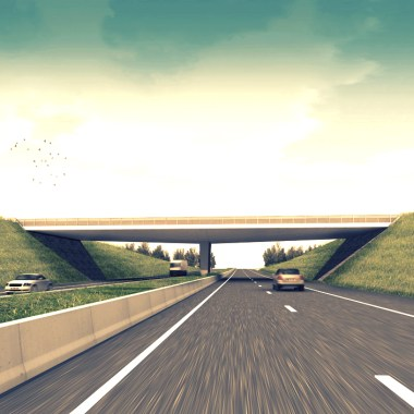 A11 Highway - Bridge 41