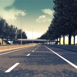 A11 Highway - Crossroad 103-104 (4)