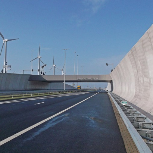 Dune Viaducts - Road view (1)