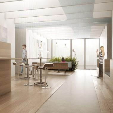 OVS HQ Refurbishment - Lounge