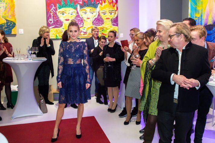 Feier 1 Jahr Queenberg Art Fashion Gallery Katharina Quehenberger Salzburg 30.11.2018 Foto: Chris Hofer | www.chris-hofer.com