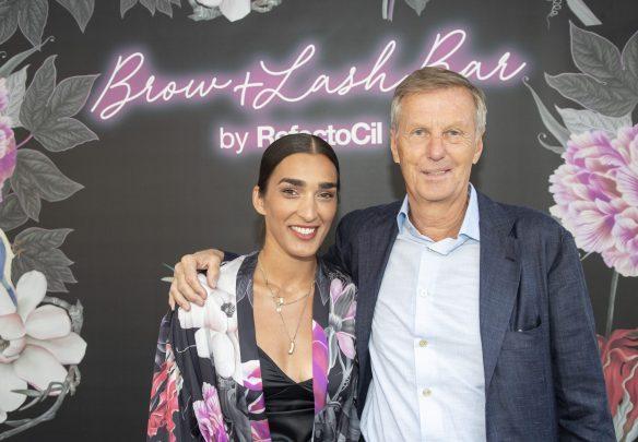 Brow + Lash Bar Eröffnung in Salzburg Foto: Kolarik Andreas 10.07.2019