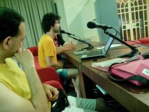 Fabio Cioffi interviene sulla sua esperienza come disegnatore del fumetto