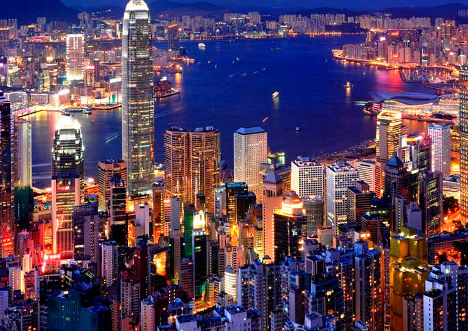 Descubra que capital da moda combina com cada signo - Hong Kong - Aquário