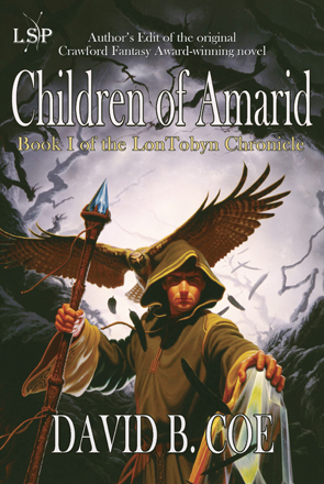 Children of Amarid, by David B. Coe