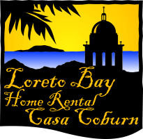 Loreto Bay Home Rental Logo