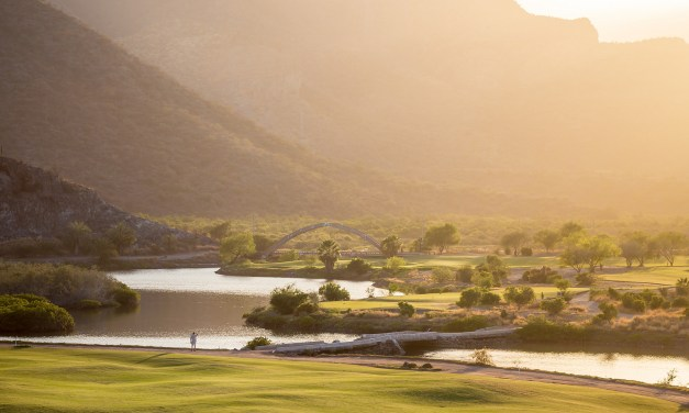 Golfing While Visiting Loreto Bay Casa Coburn