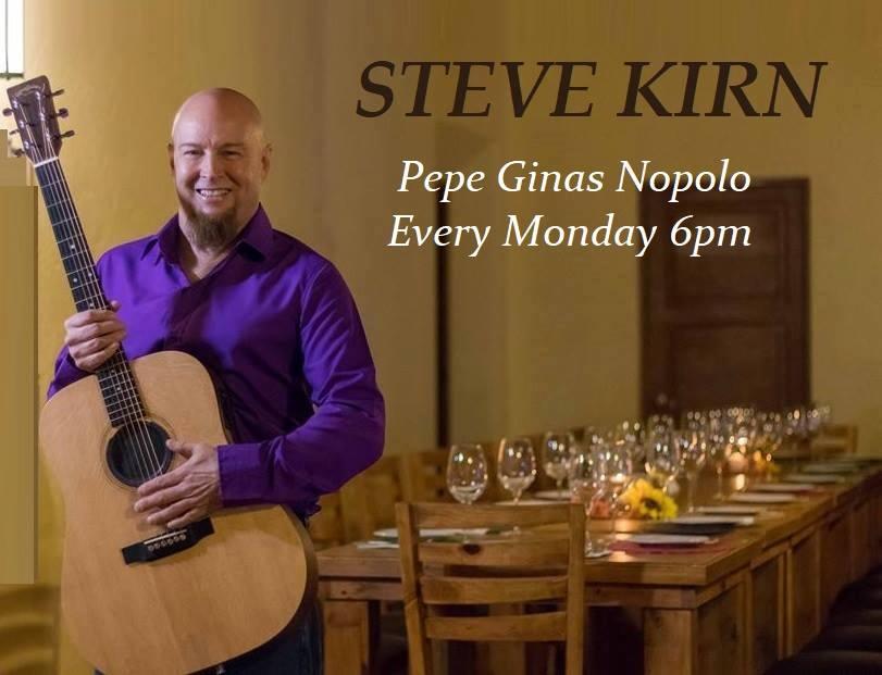 Steve Kirn at Pepegina's