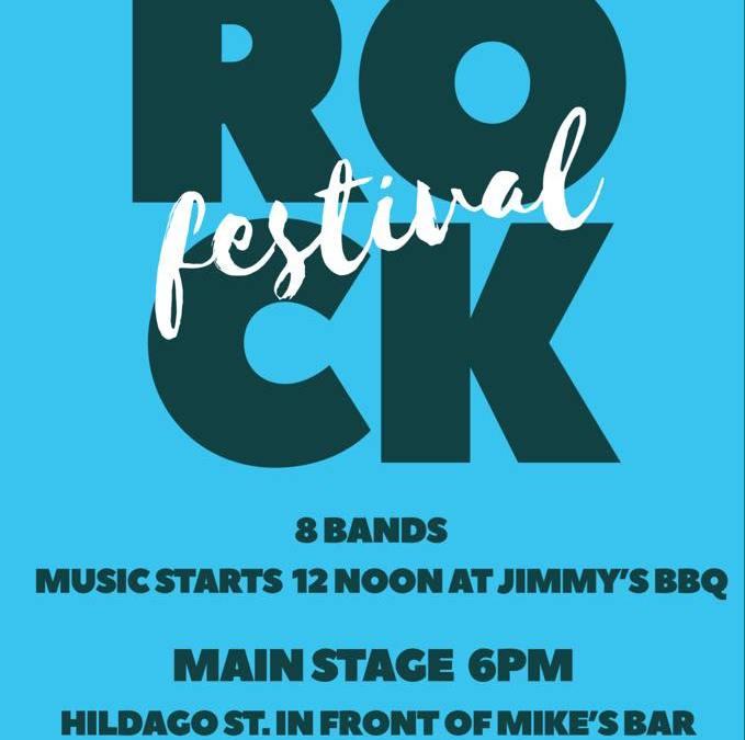 1st Annual Antigua California Rock Festival