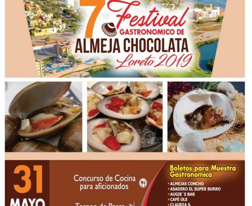 7th Annual Festival of Chocolate Clams