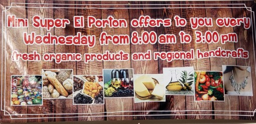 Mini Super El Porton Farmer's Market