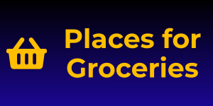 Places for Groceries