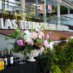 Balenciaga Thyssen Loreto Aycuens flores