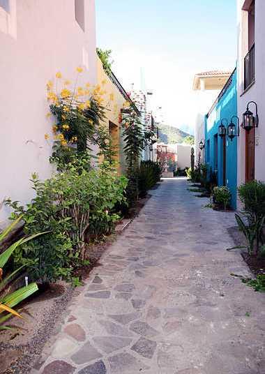 Loreto Bay Calle de Garcia Cacho