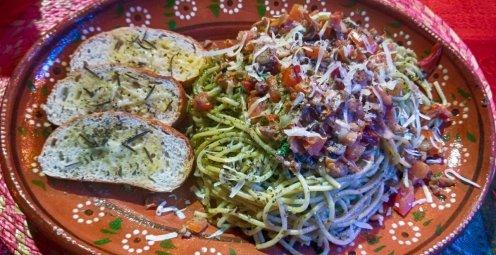 spaghetti-clams