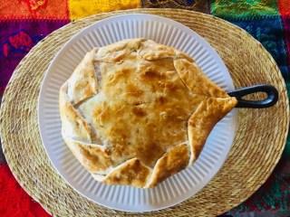 Alma del Sur Chicken Pot Pie