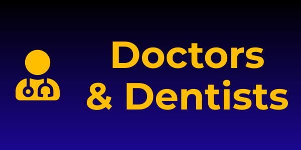 Doctors & Dentists in Loreto