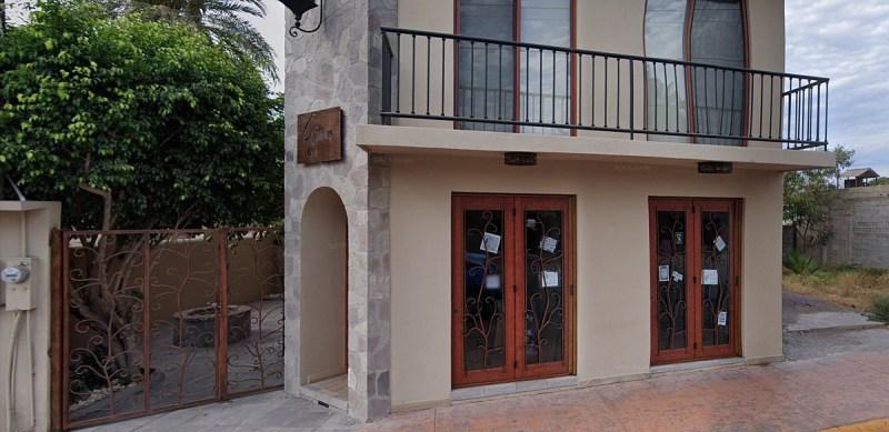Gitanos Wine Bar & Restaurant Loreto Mexico