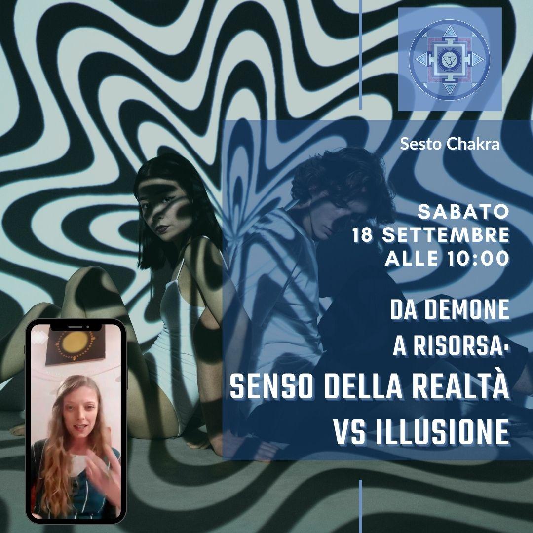Il Senso della Realtà e l Illusione Loretta Claudia Guglielmi