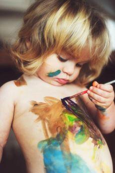 kids painting 2