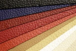 cuir couleurs