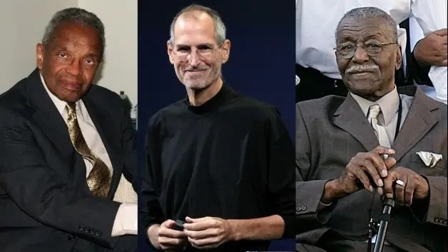 Derrick Bell, Steve Jobs and Rev. Fred Shuttlesworth