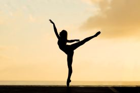 Ballet dancer was getting sick from PTSD but can ketamine stop that? Yes.