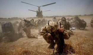 Combat in the war zone can cause PTSD in some soldiers. Can ketamine stop that?
