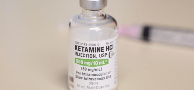 Ketamine for depression has changed the face of psychiatry.