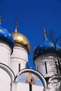 Zagorsk, Russia --- Exterior of the Trinity Monastery of Saint Sergius --- Image by © Royalty-Free/Corbis 2-15-2013 BUILD YOUR OWN KINGDOM OF CONTENT; OR LET ME DO IT FOR YOU! -Contact :LORIE ANN JERMOUNE- U.S.P.S.ONLY!
