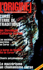 Corse – Terre de Traditions