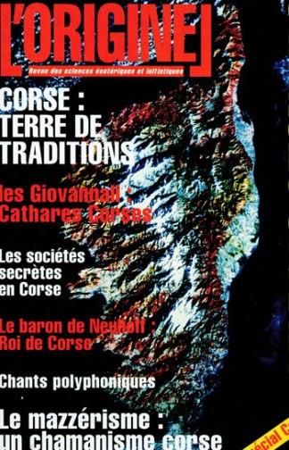Revue Loriginel - Corse Terre de traditions