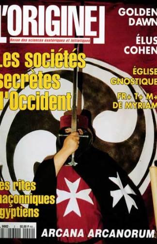 Revue2 les societes secretes