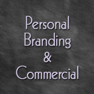 Personal Branding, Headshot & Commercial