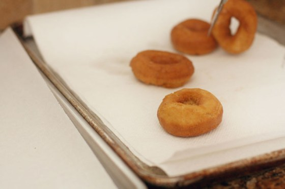 Cooking, Donuts, Family cooking